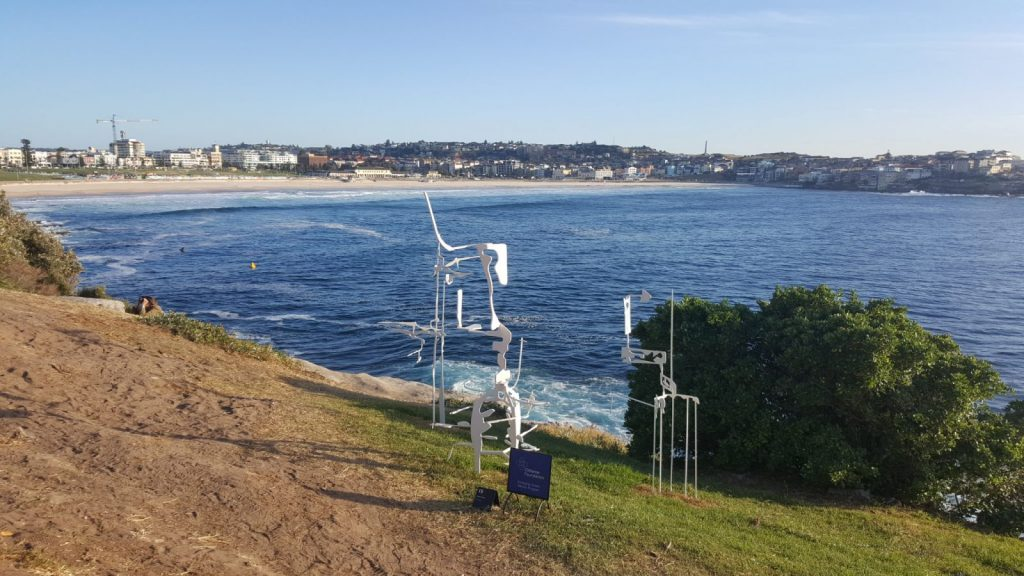 Sculpture by the Sea Bondi 2016. Image by mztrina.com