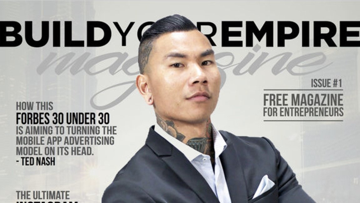 Build Your Empire Issue 1 cropped