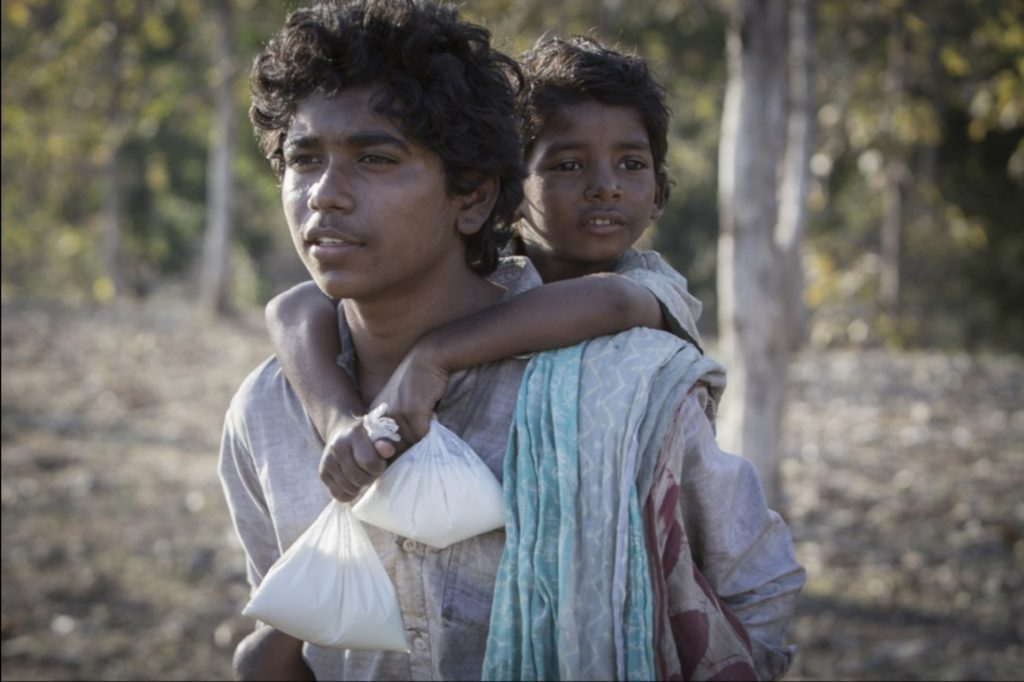 Lion the Movie - Saroo and Guddu