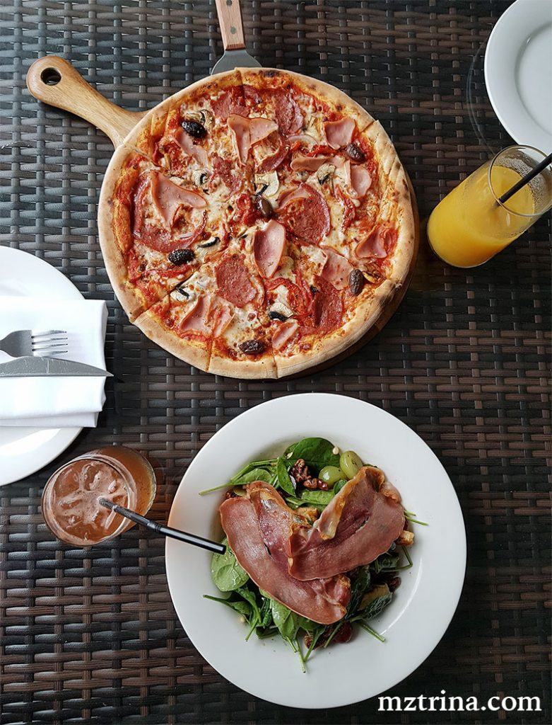 [Restaurant Review] Sidnees Wood Fired Pizza, North Ryde, NSW Australia